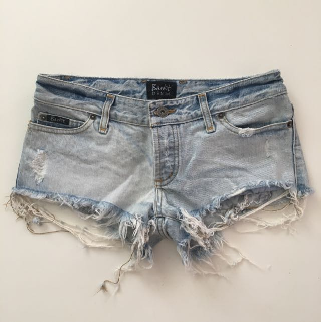 Bardot Denim Shorts