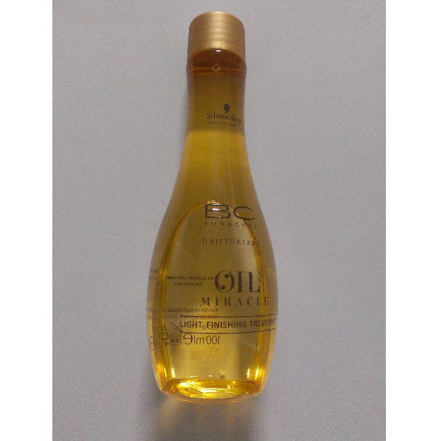BC Oil Miracle Finishing Treatment 100ml