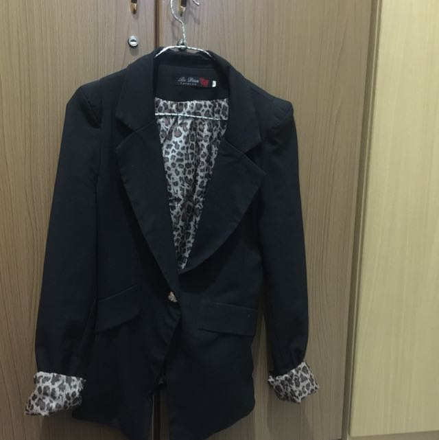 blazer bo dian fashion