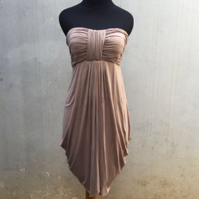 Body & Soul Tube Dress