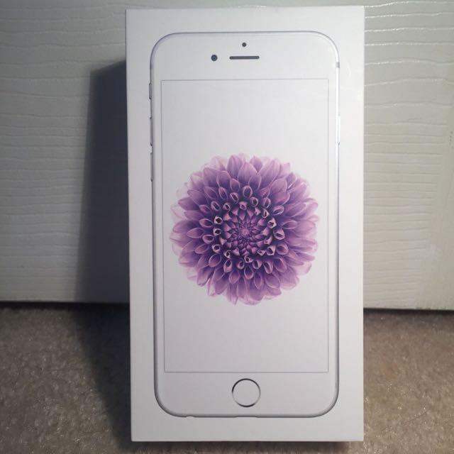 BRAND NEW IPHONE 6!!!