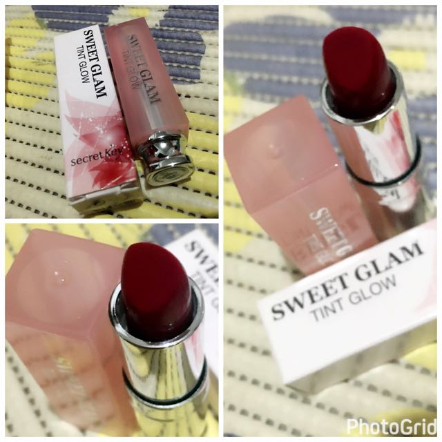 Brand New Secret Key Sweet Glam Tint Glow, P250.**