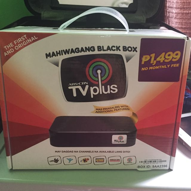 Brand New Tv Plus