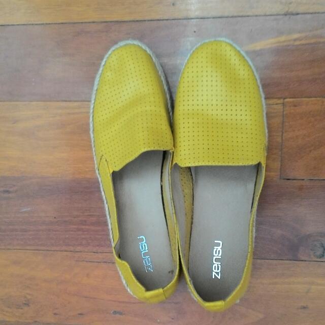 Brand New Zensu Shoes.