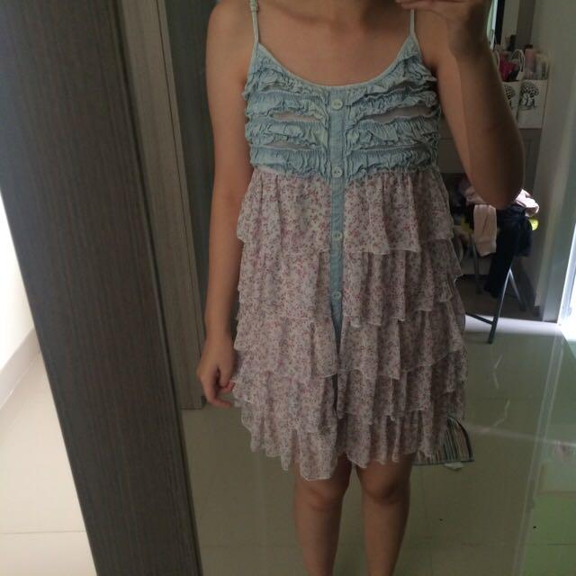 CACHE CACHE DRESS FLORAL