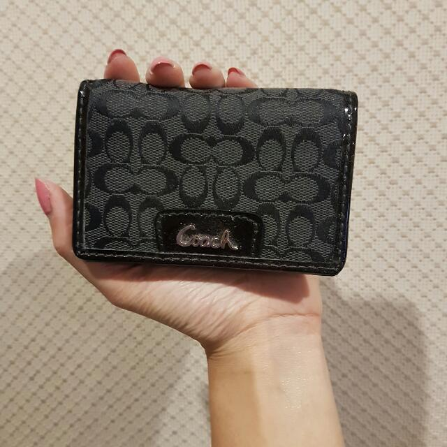 Coach Small Wallet/Cardholder