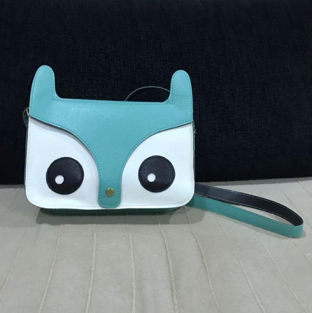 Cute Owl Bag Sling