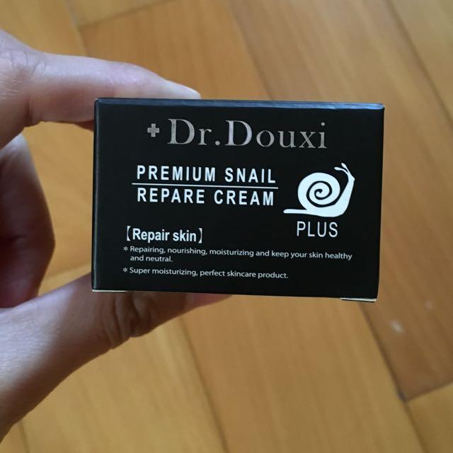 Dr.douxi 頂級修護蝸牛霜