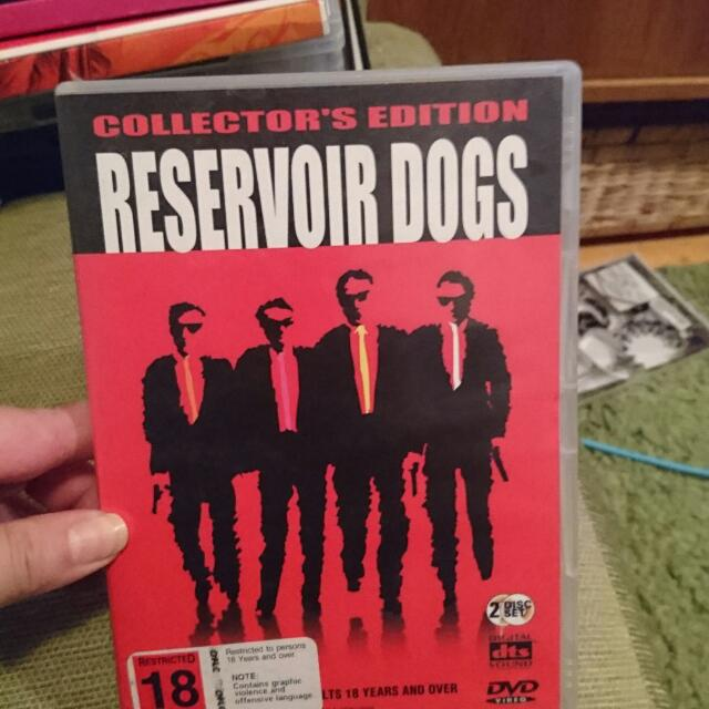 DVD Reservoir Dogs