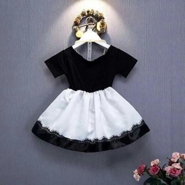 Elegant Kid's Dress