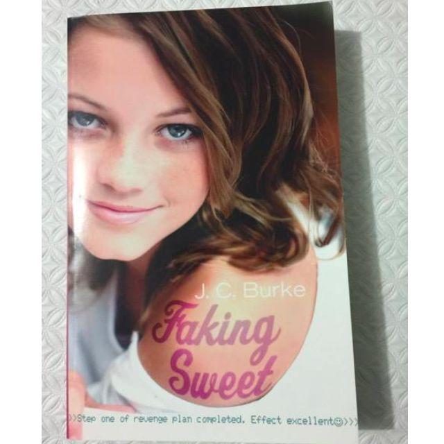 'Faking Sweet' by J.C Burke