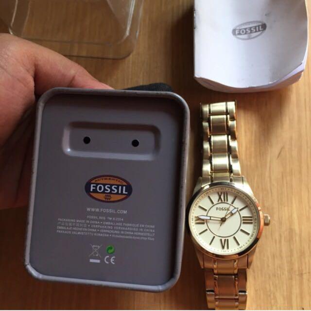 For Sale Original Fossil Authentic 100%