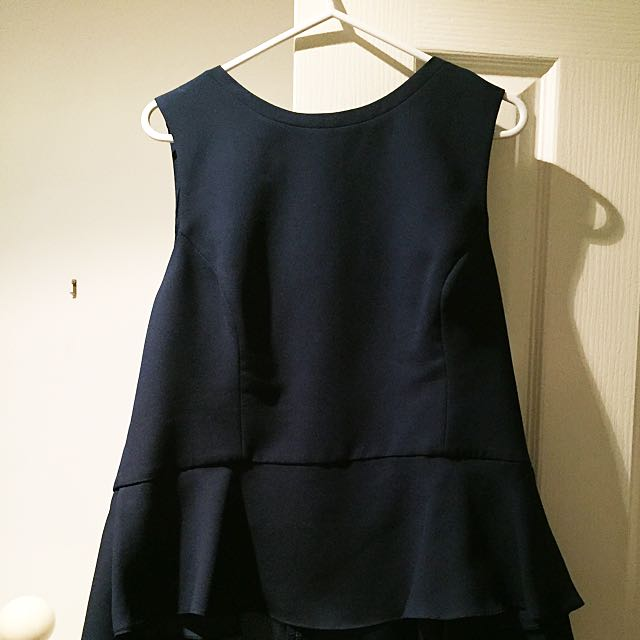 Forever new A-line Dressy Top