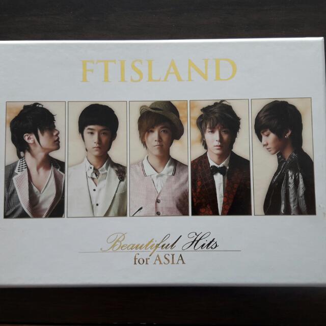 FT Island Beautiful Album