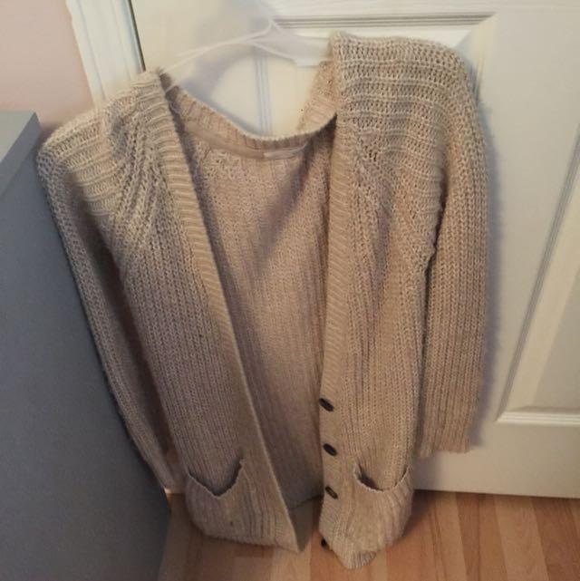 Garage Knit Cardigan