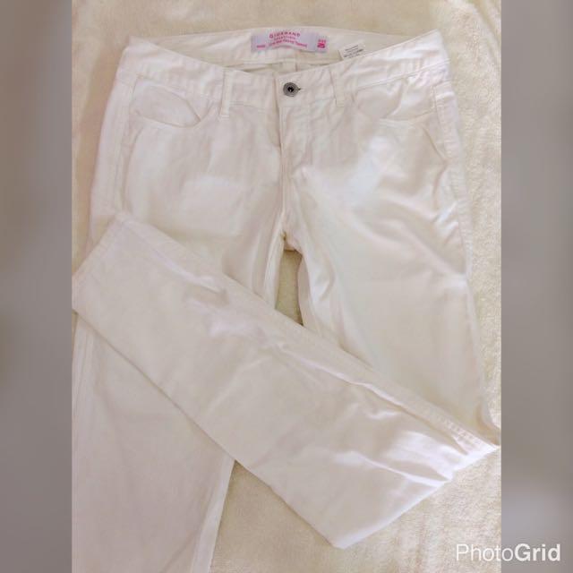 Giordano White Jeans