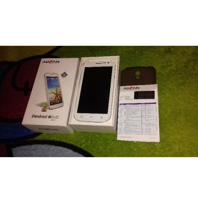 Handphone ADVAN Vandroid S5E Mobile Phones Tablets On Carousell