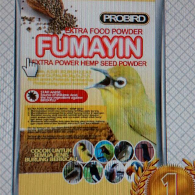 Hemp Seed Food Powder For Mata Puteh