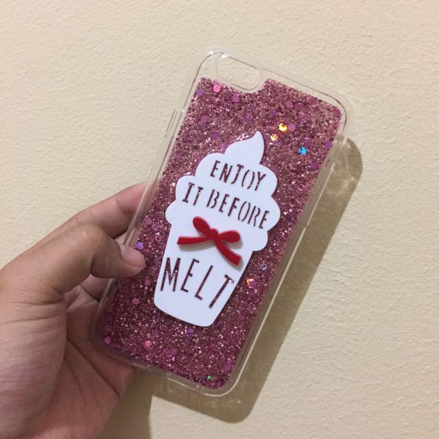 Iphone 6/6s Case Glitter