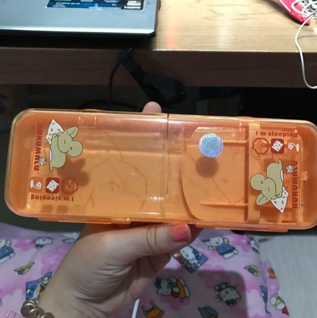 Kukumalu Pencil Case