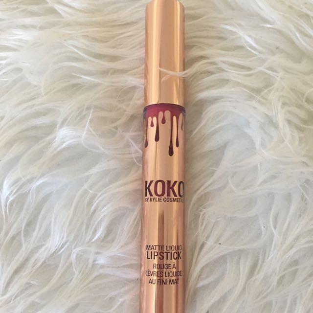 Kylie Cosmetics Koko Kollection OKURRR