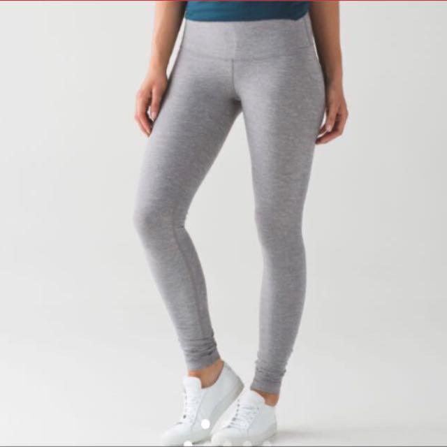 LULULEMONS 70$ EACH BRAND NEW (Grey Ones Black ones Pocket Etc)