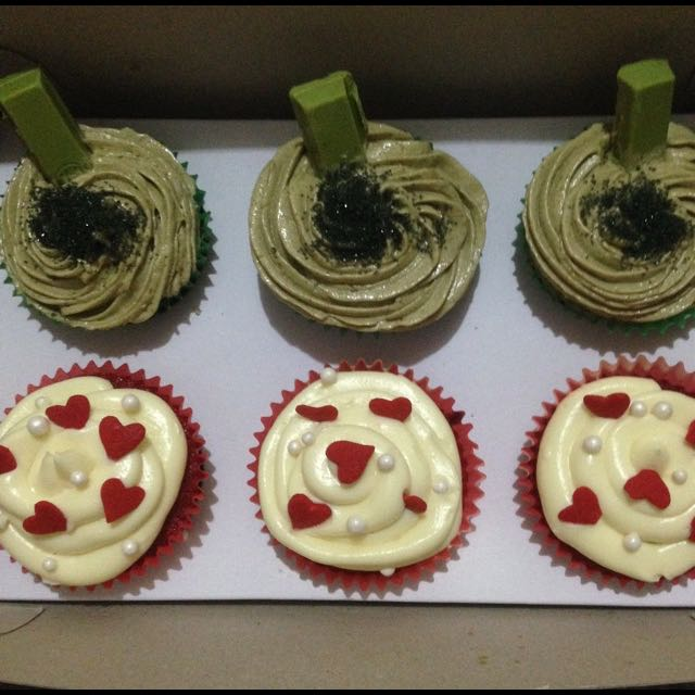 Made To Order Cupcakes