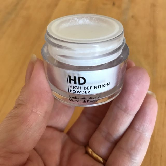 Makeup Forever HD Powder And Brush