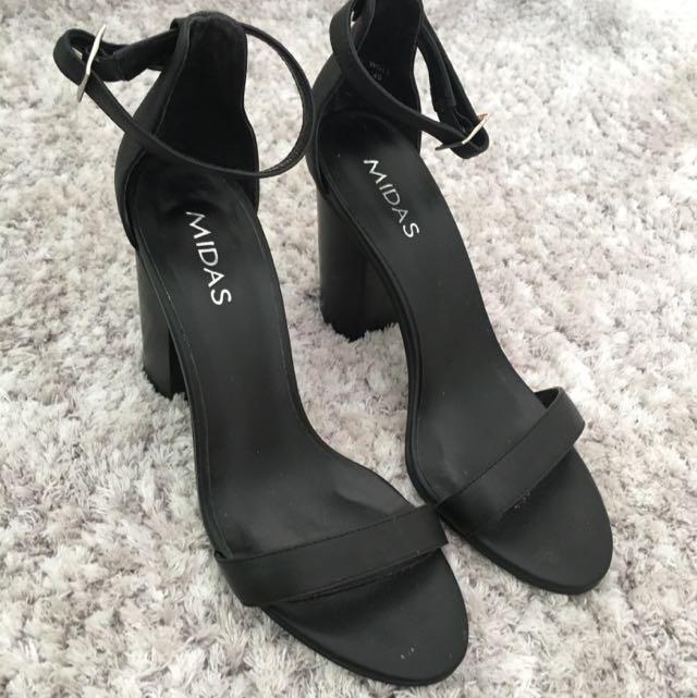 Midas Heels Size 9