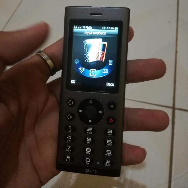 MyPhone BM2 Dual SIM Bar Music Phone