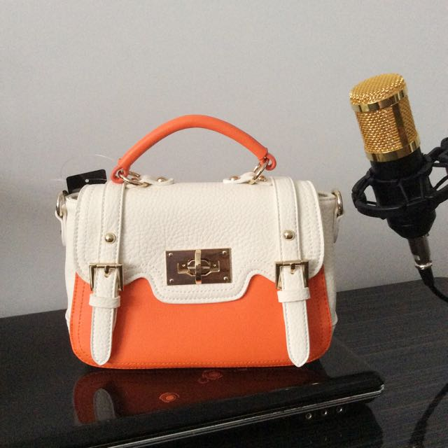 New - Forever New Aurelia Small Bag