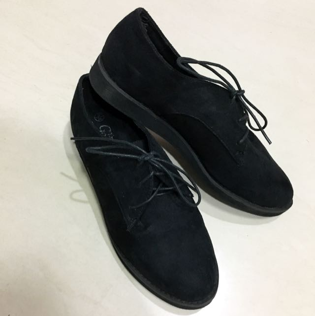 (Newlook) Classic Black Formal Shoes