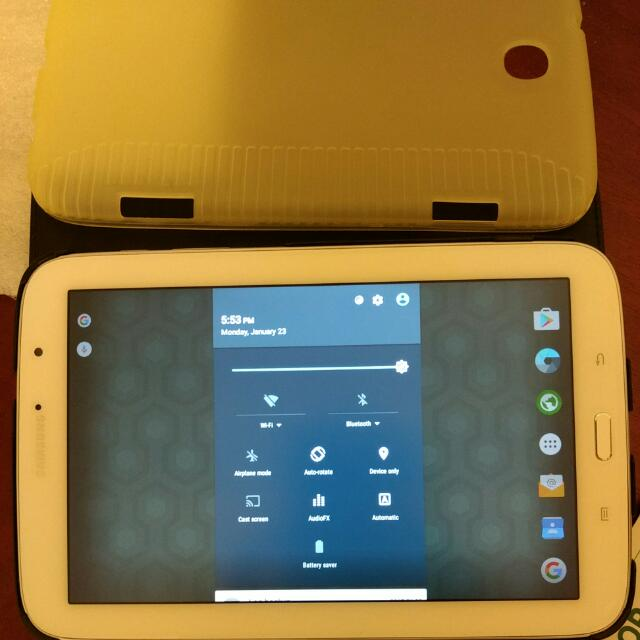 Note 8 Tablet N5110
