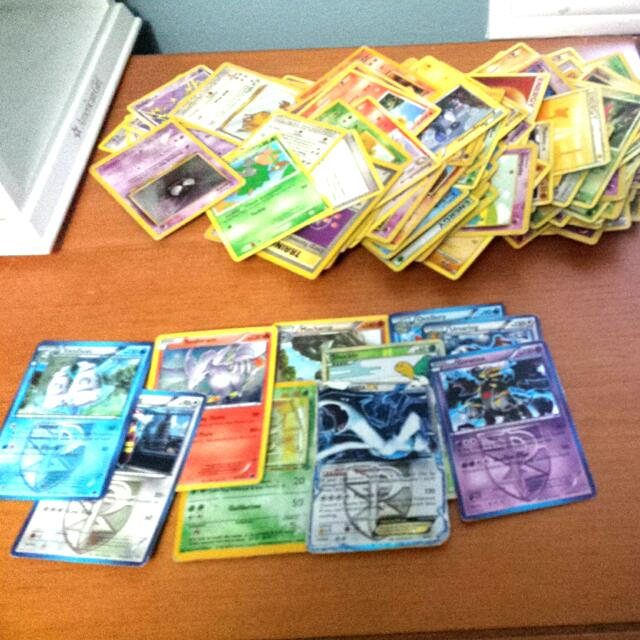 **PRICE DROP***    ***ONLY $2 EACH***175 POKEMON CARDS
