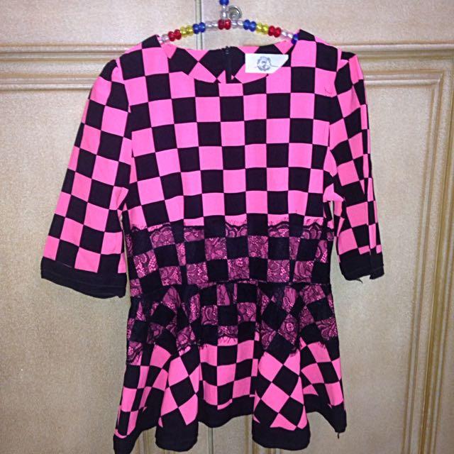 Peplum Top (atasan, blouse)