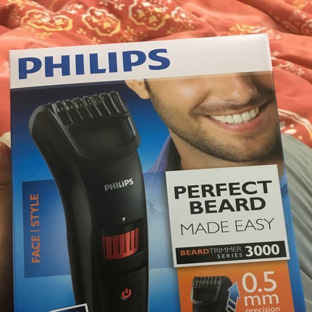 Philips Trimmer Qt4005