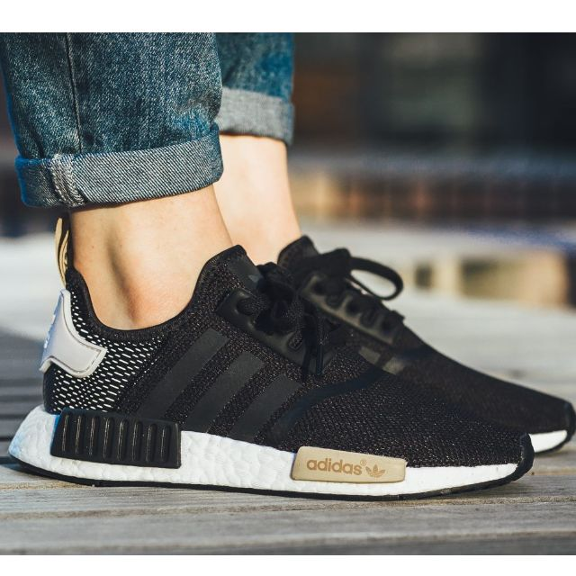 order online usa cheap sale best Sold out!!) Adidas Womens NMD R1 Black/ Ice Purple, Women's ...