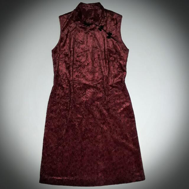 Pre❤Cheong Sam Dress