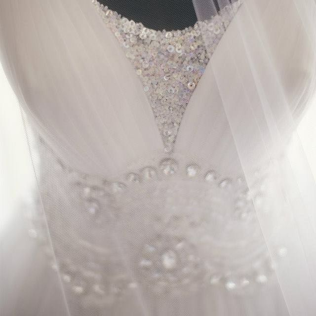 Pre-loved wedding dress Made by Pepsi Herrera For Adorata Weddings