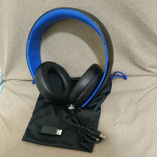 Ps4 電玩專屬無線耳機