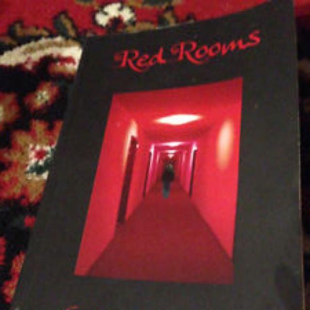 Red Rooms Novel