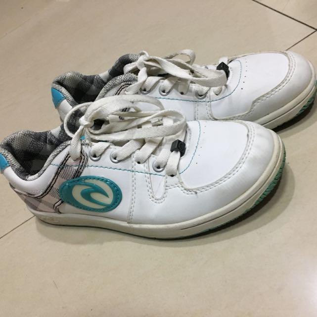 Ripcurl White Sneakers