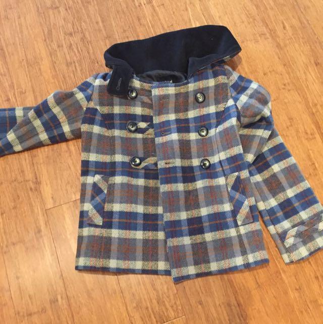 Sportsgirl Size 6 Coat