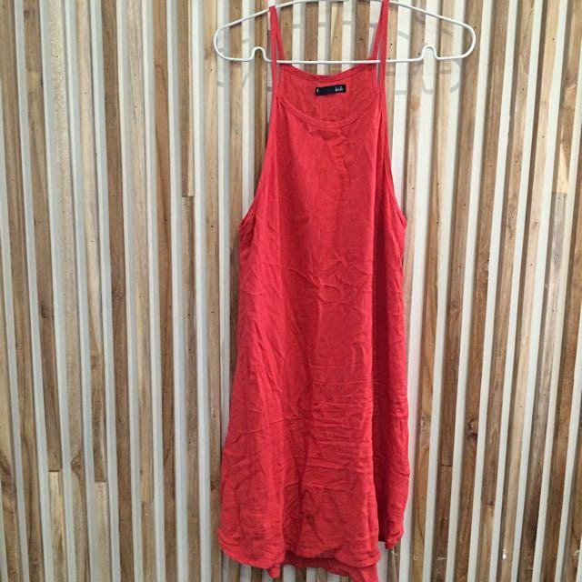 Summer Dress magenta