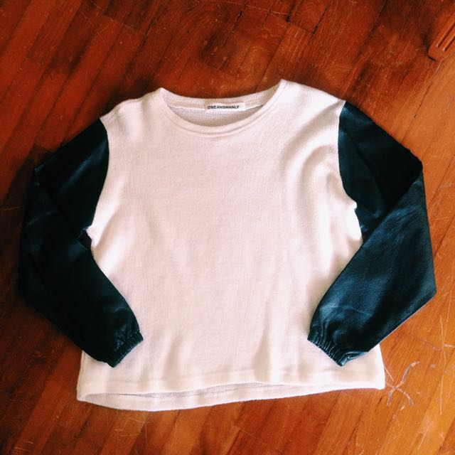 Sweater By One And Half