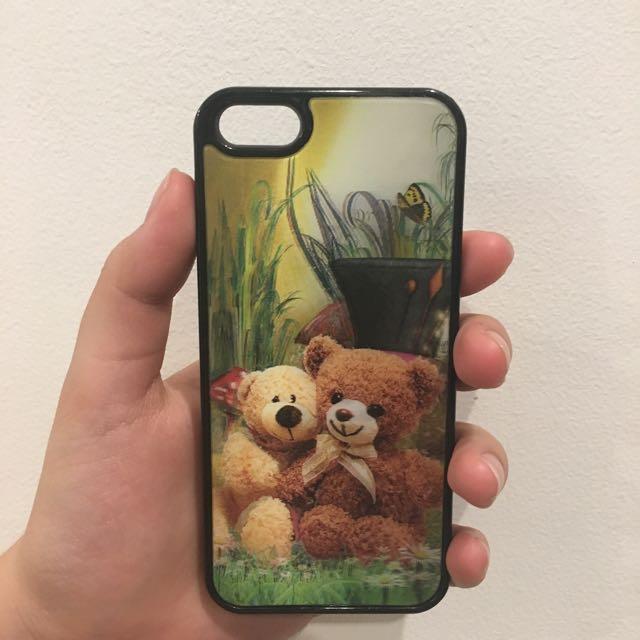 NEW! TEDDY BEAR 3D IPHONE 5 CASE