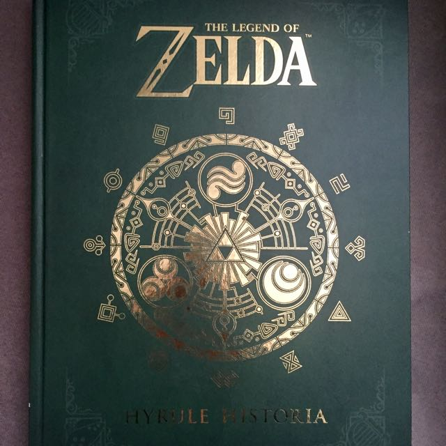 The Legend Of Zelda- Hyrule Historia