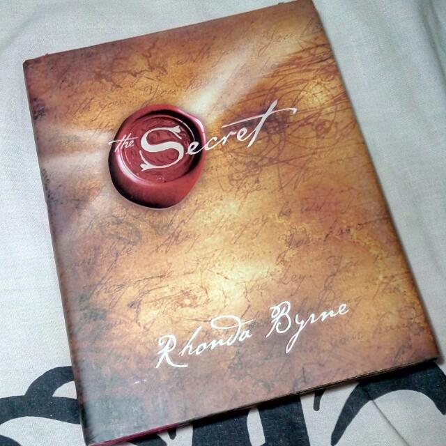 The Secret by Rhonda Byrne - Reserved