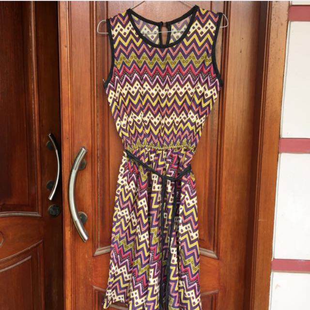 Tribal Dress H&M Lookalike