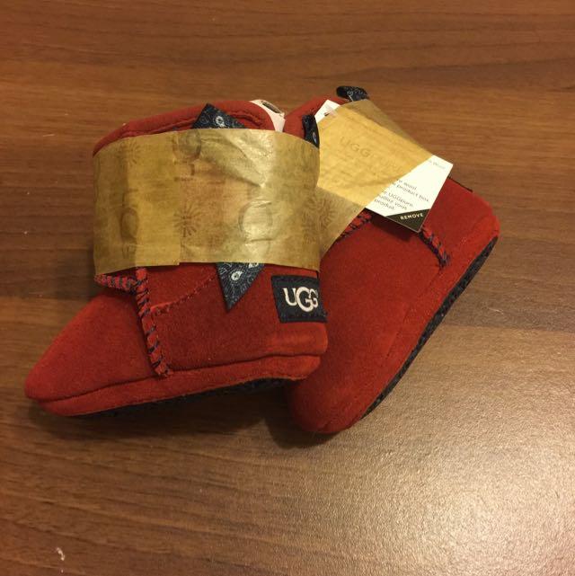 UGG 寶寶毛靴禮盒